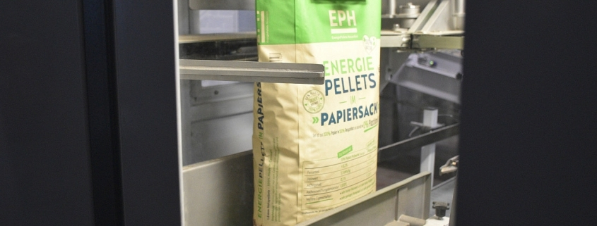 Innovation bei Pelletbetrieb - EPH - Osthessen News